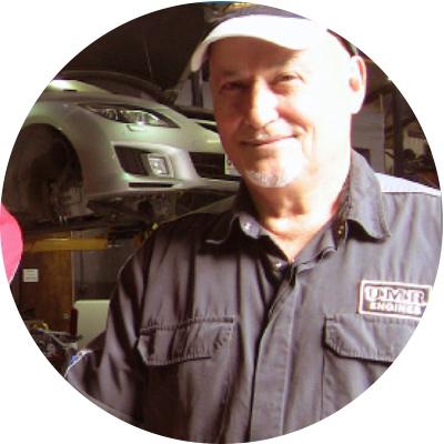 Graeme Norup (UMR Engines)